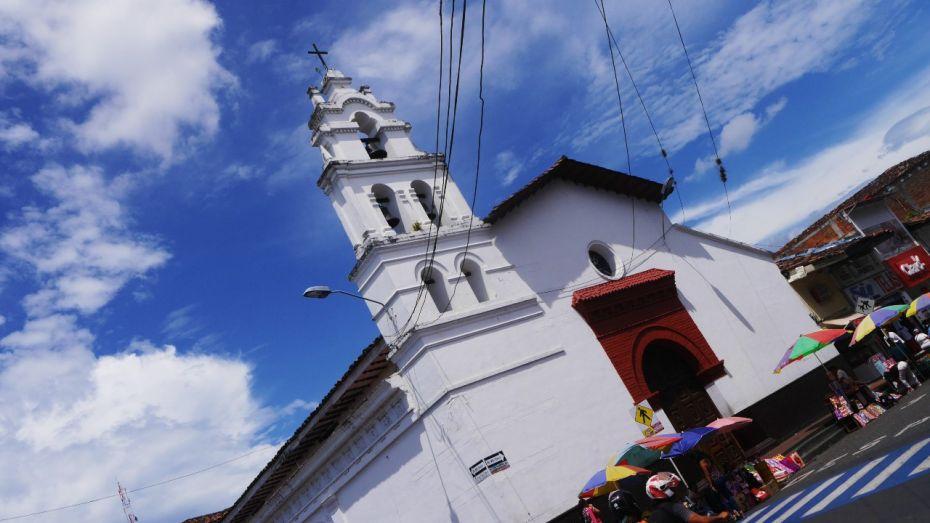 Atractivos turísticos en Cartago, Colombia - Templo de San FranciscoAtractivos turísticos en Cartago, Colombia - Templo de San Francisco