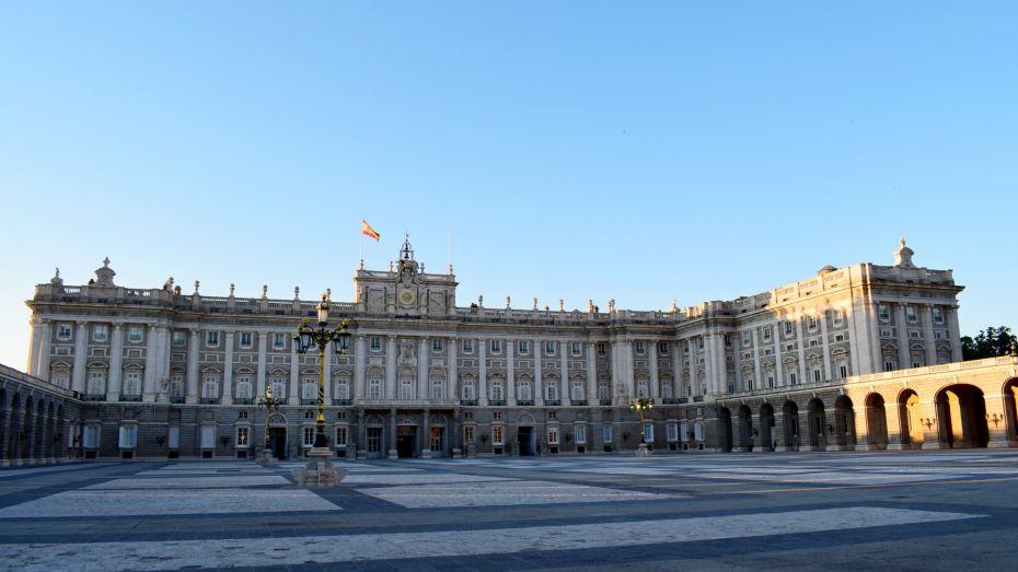 El Palacio Real de Madrid es uno de los atractivos imperdibles de Madrid