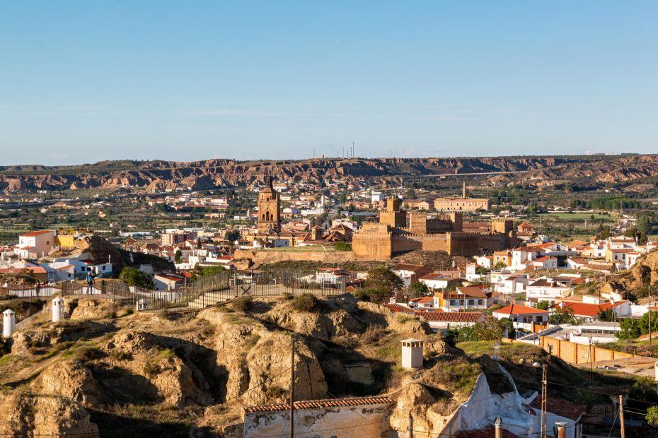 Escapada de un día desde Granada - Guadix