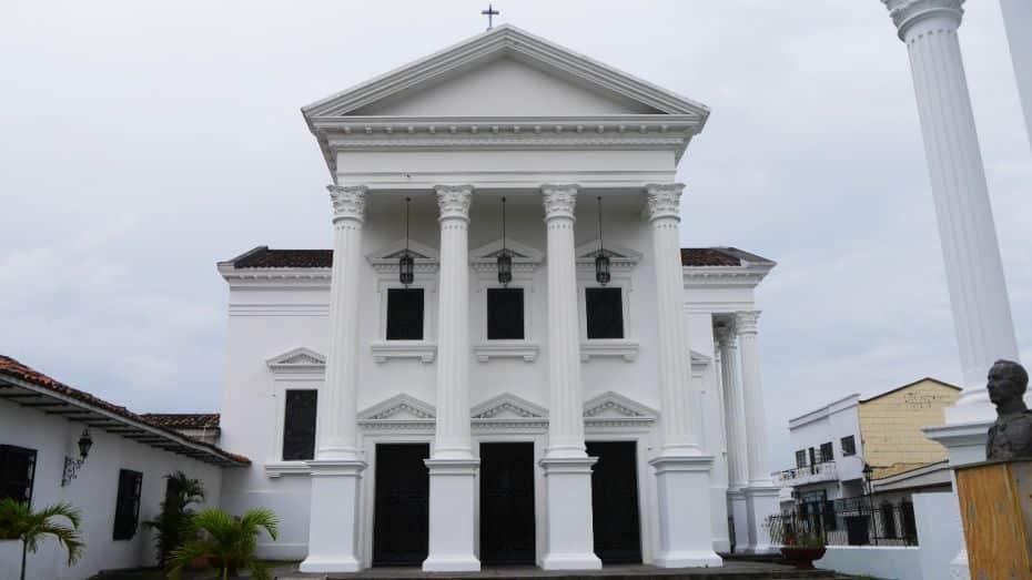 Imperdibles de Cartago - Catedral