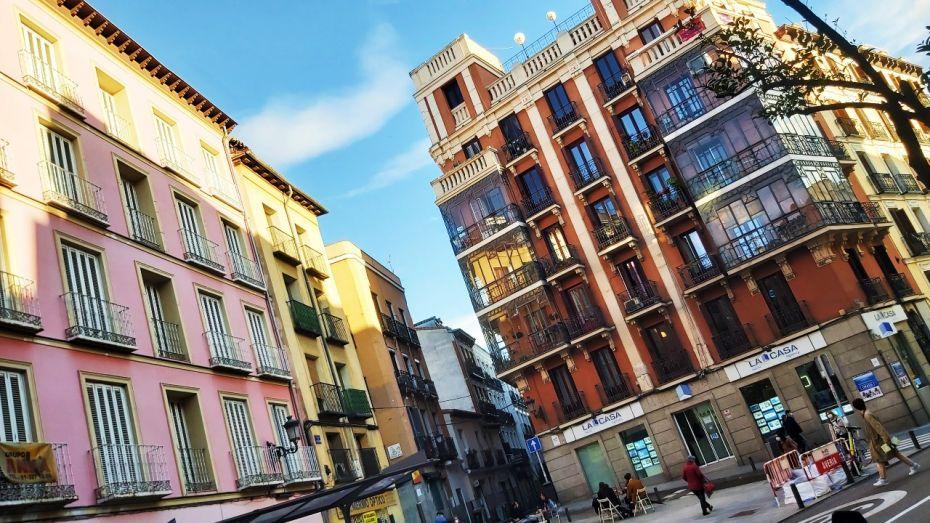 La Latina es uno de los mejores barrios de Madrid para turistas