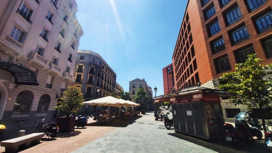 Las Letras es uno de los mejores barrios de Madrid para turistas