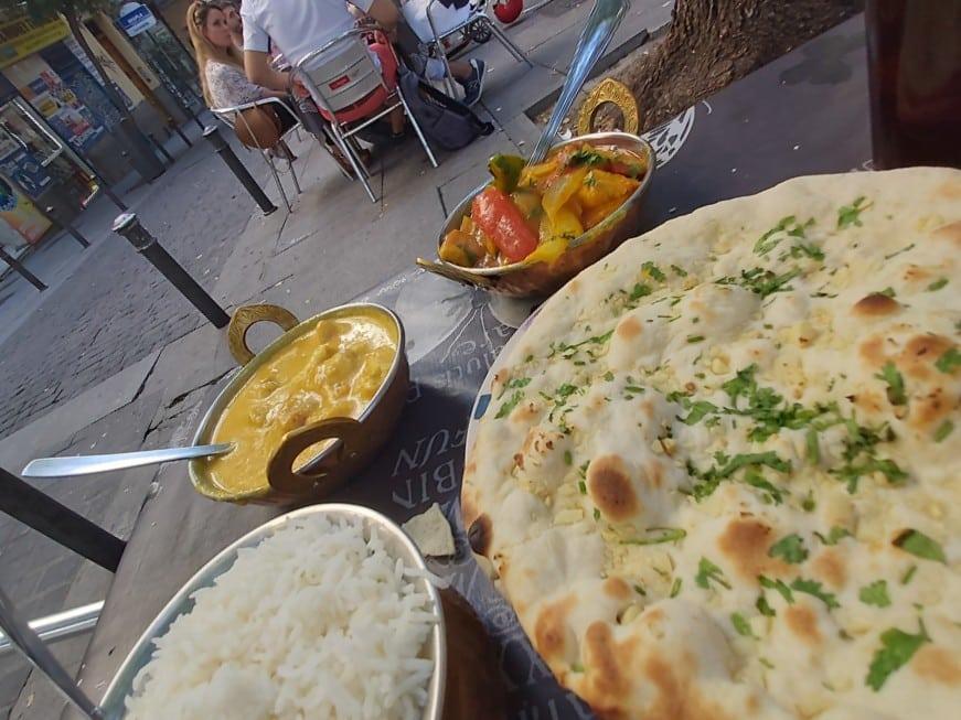 Lavapiés es el mejor barrio de Madrid para degustar comida india