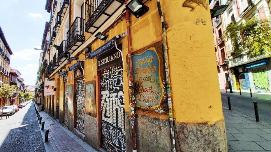 Mejores barrios de Madrid - Malasaña
