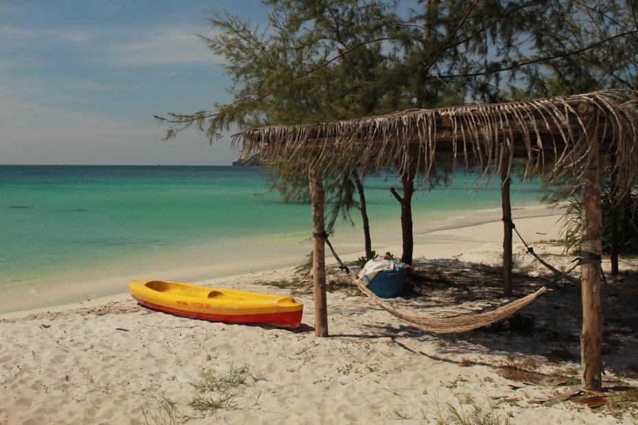 Playas de Koh Rong White Beach