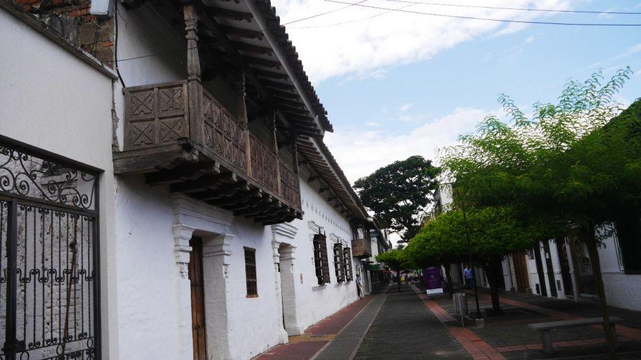 Qué ver en Cartago - Casa del Virrey