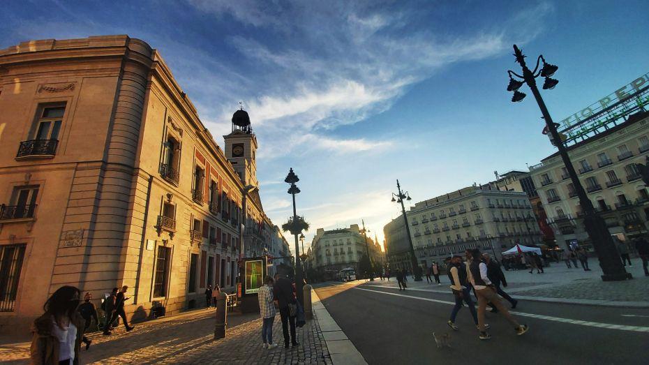 Real Casa de Correos y Puerta del Sol - Mejores barrios de Madrid para turistas